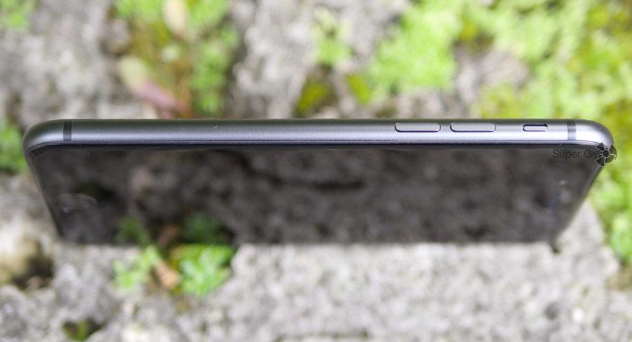 Кнопки регулировки громкости iPhone 8