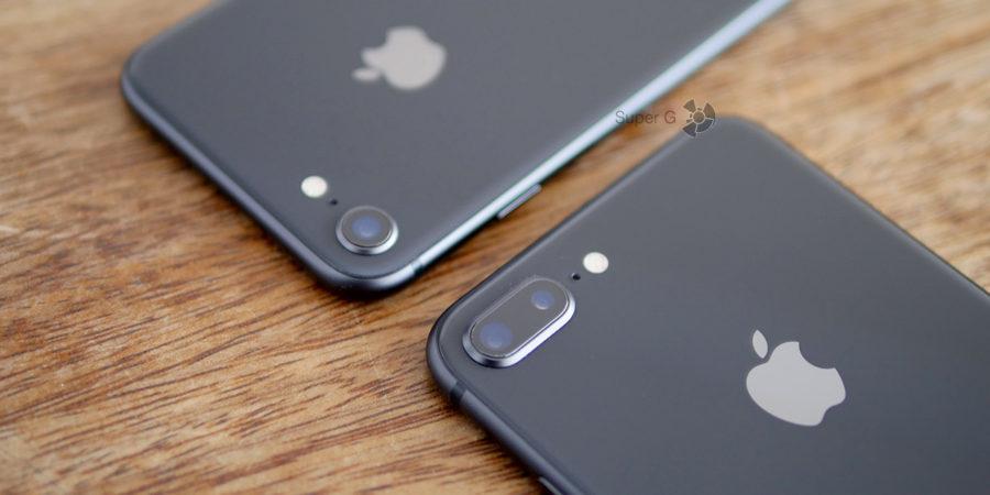 Что купить? iPhone 8 Plus или обычный iPhone 8