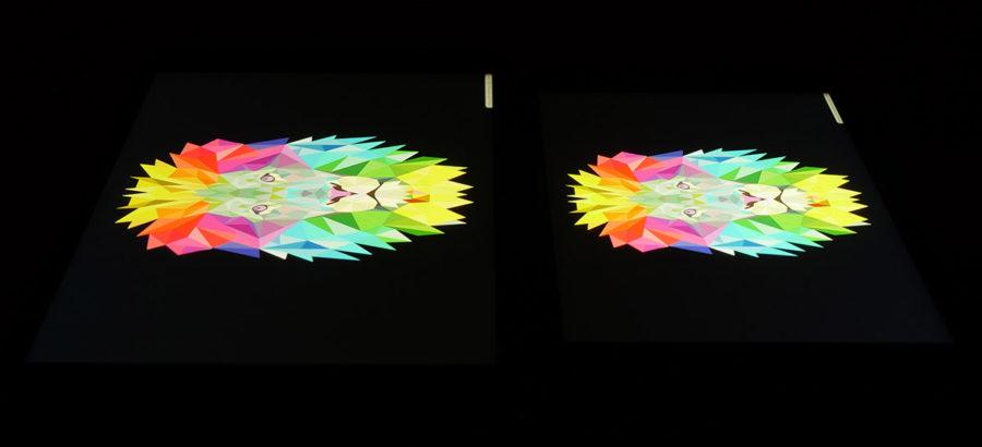 iPhone 8 Plus (слева), а дисплей iPhone 8 (справа) (2)