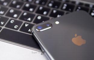 Двойная камера iPhone 8 Plus с двойной оптической стабилизацией
