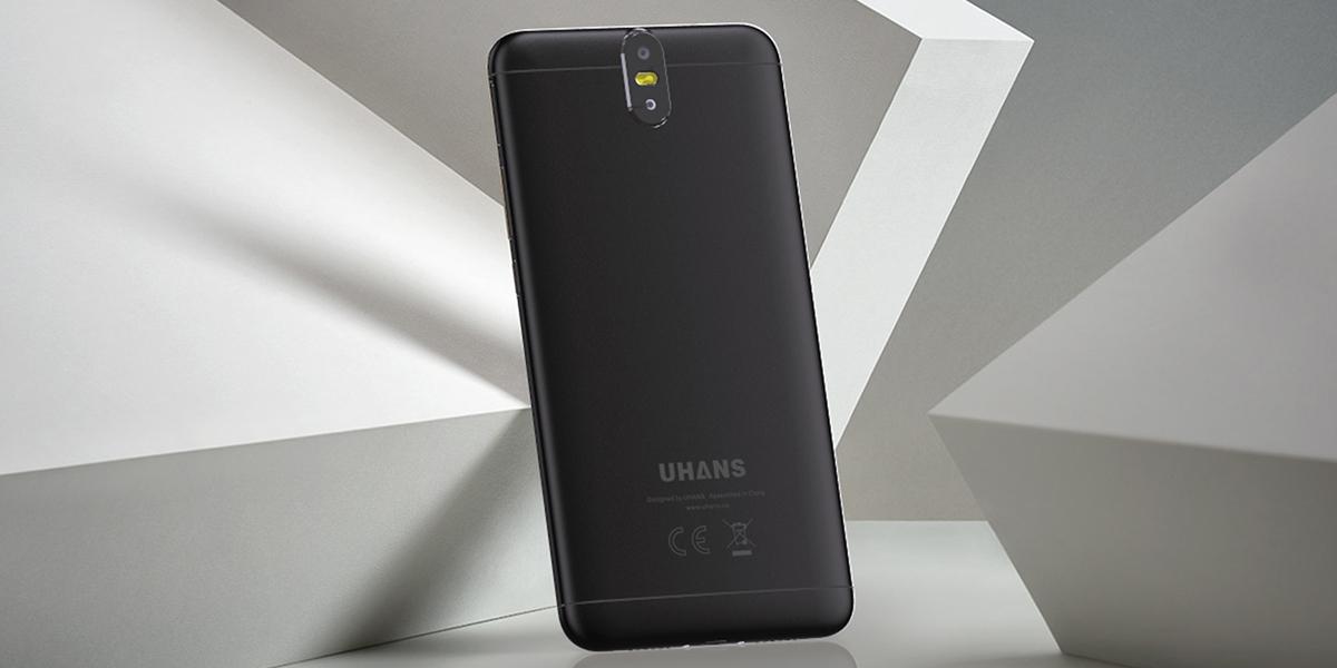 UHANS Max 2 с двумя камерами