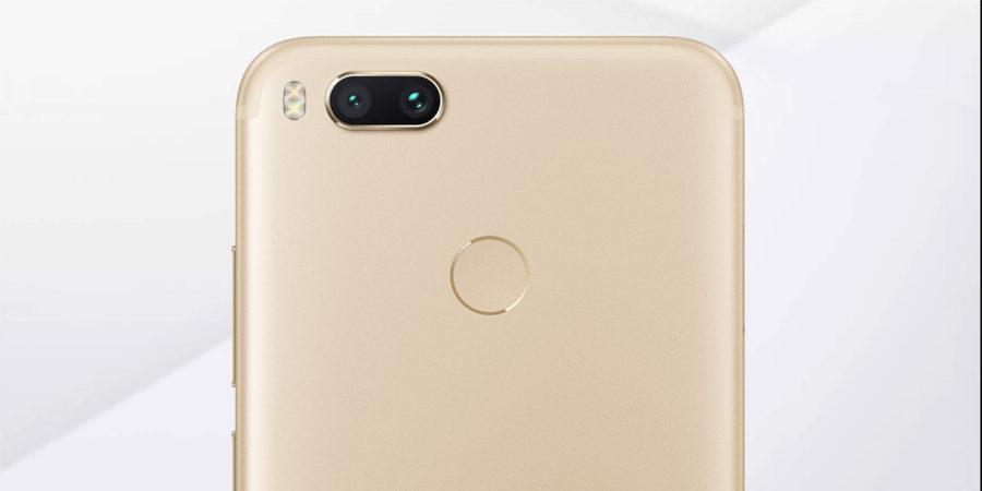 Xiaomi Mi A1 с двумя камерами