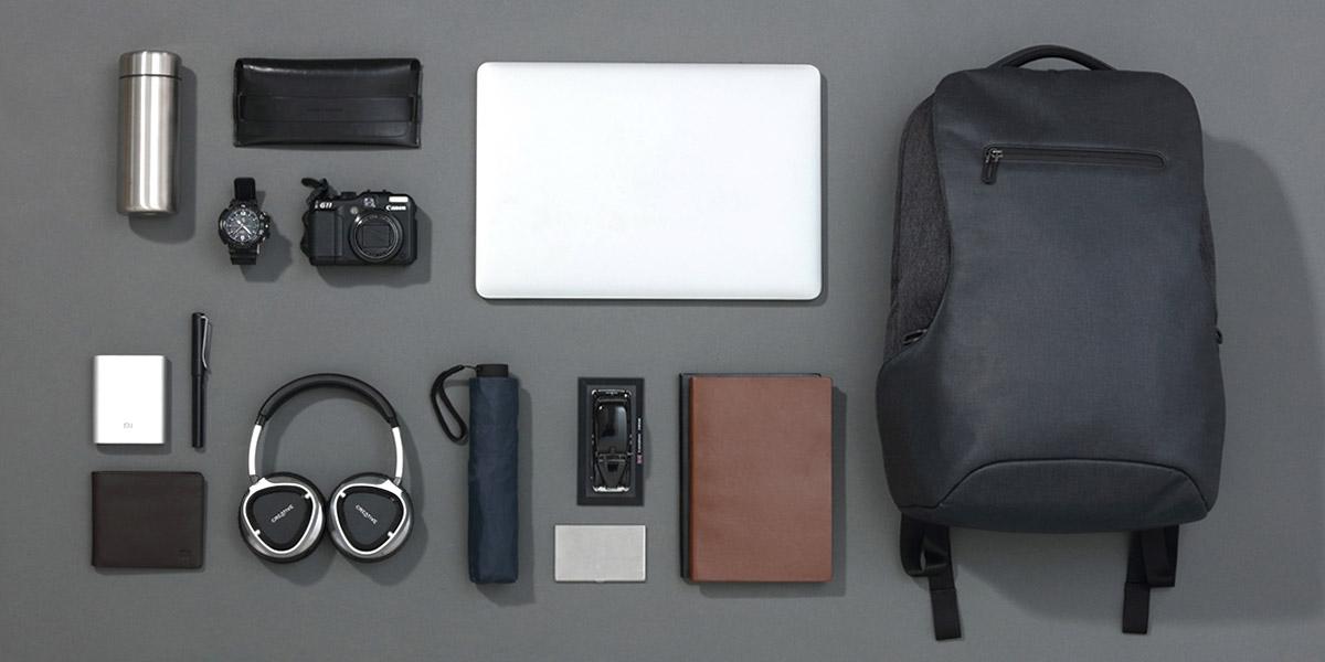 Крутой рюкзак от Xiaomi за 2 тысячи рублей