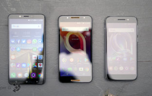 Смартфоны Alcatel на IFA 2017