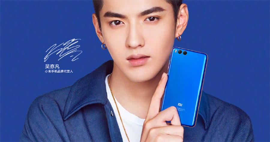 Xiaomi Mi Note 3 дата анонса