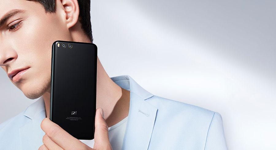 Xiaomi Mi Note 3 задняя панель