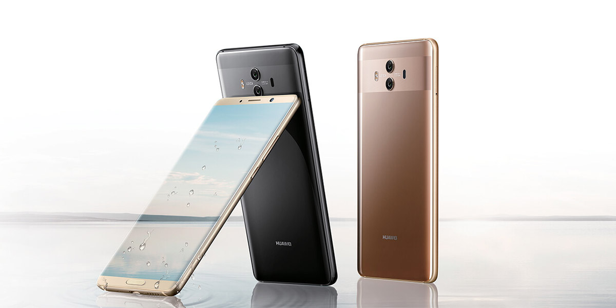 Короткий обзор смартфона Huawei Mate 10 и Mate 10 Pro