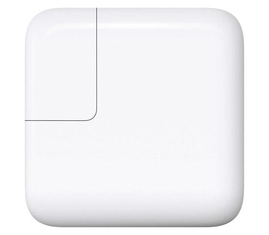 Блок питания для быстрой зарядки iPhone 8 - USB‑C 29 Вт модель MJ262