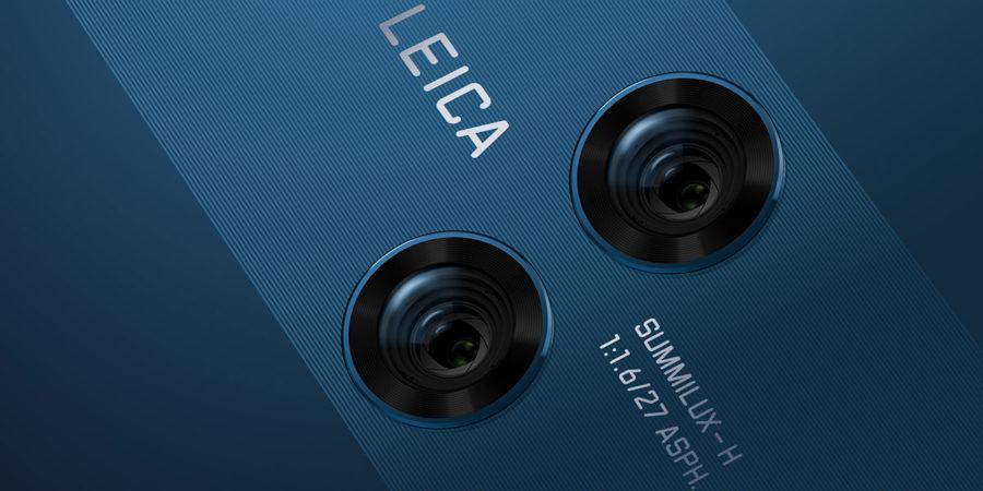 Камеры от Leica в Huawei Mate 10 Pro