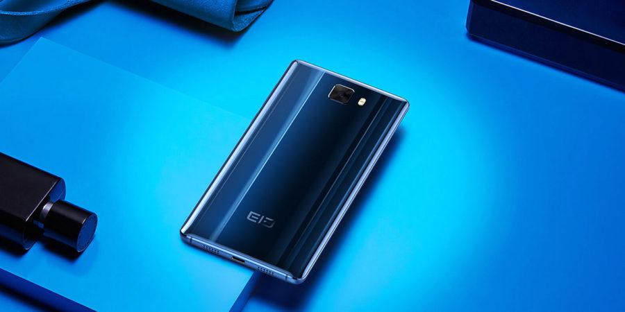 Elephone S8 синий