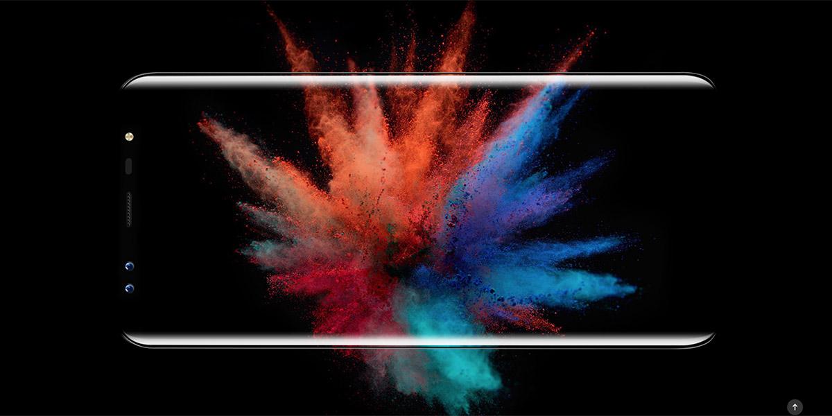 Blackview S8 китайцы наконец смогли скопировать Samsung S8