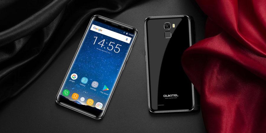 Смартфон Oukitel K5000 - экран 18:9, батарея на 5 000 мАч