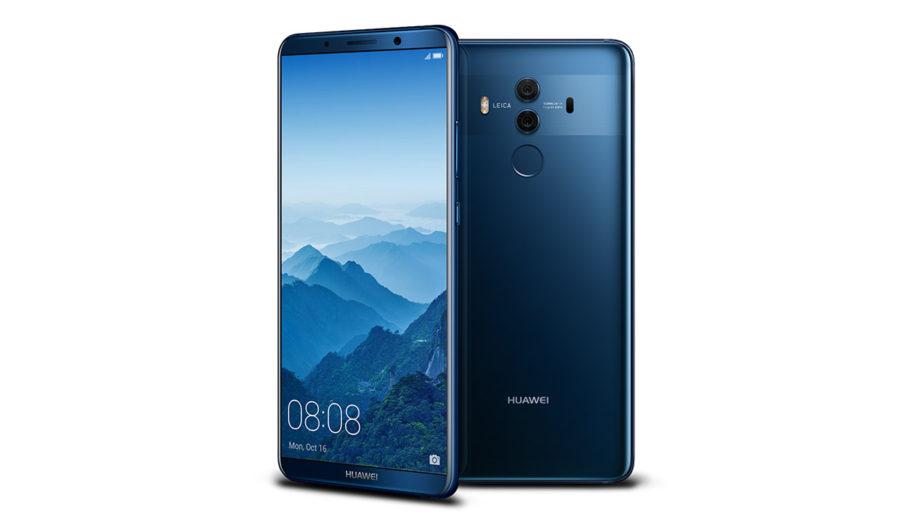 Huawei Mate 10 Pro синий
