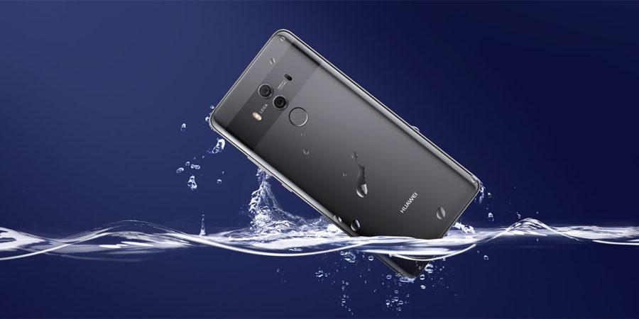 Huawei Mate 10 Pro получил защиту от влаги и пыли