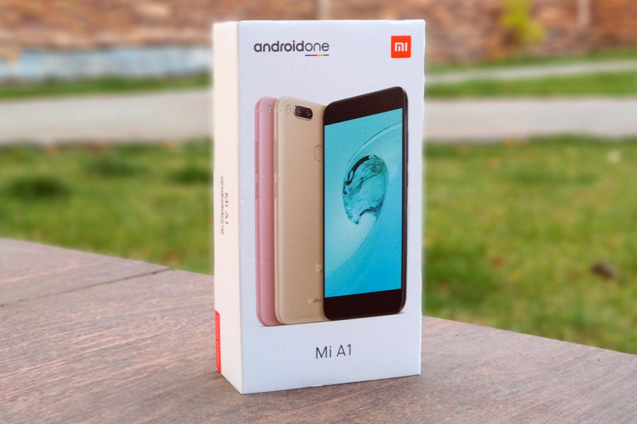 Xiaomi Mi A1 глобальная, РСТ версия