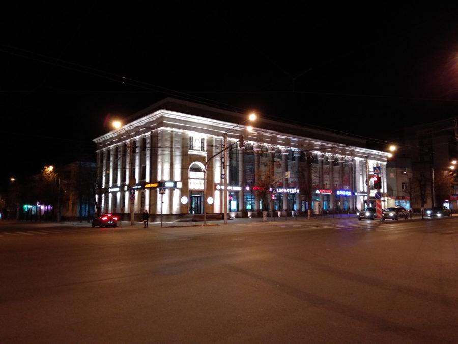 Ночная фотография с камеры Xiaomi Mi A1