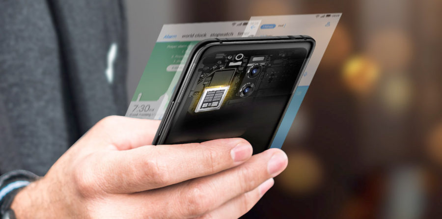 Процессор Kirin 970 в Huawei Mate 10