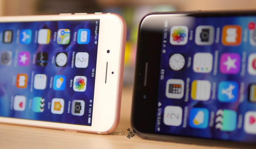 Защитное стекло iPhone 8 Plus поцарапалось в первую неделю