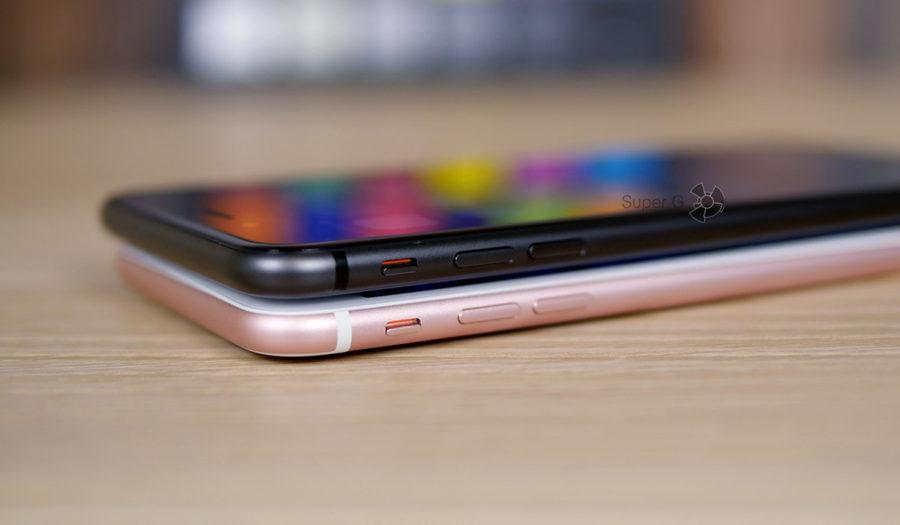 Дизайн iPhone 8 Plus практически идентичен iPhone 7 Plus