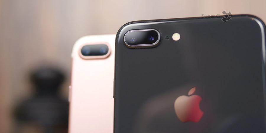 iPhone 8 Plus лучшая камера в мире? (нет)