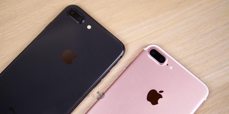 Обзор-сравнение iPhone 8 Plus и iPhone 7 Plus