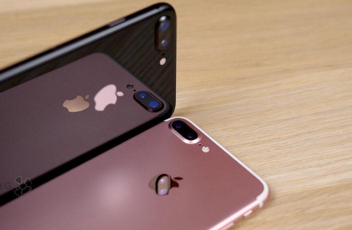 Чем отличается iPhone 8 Plus от iPhone 7 Plus? Обзор-сравнение смартфонов