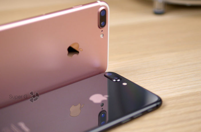 Тестирование и сравнение смартфонов iPhone 8 Plus и iPhone 7 Plus