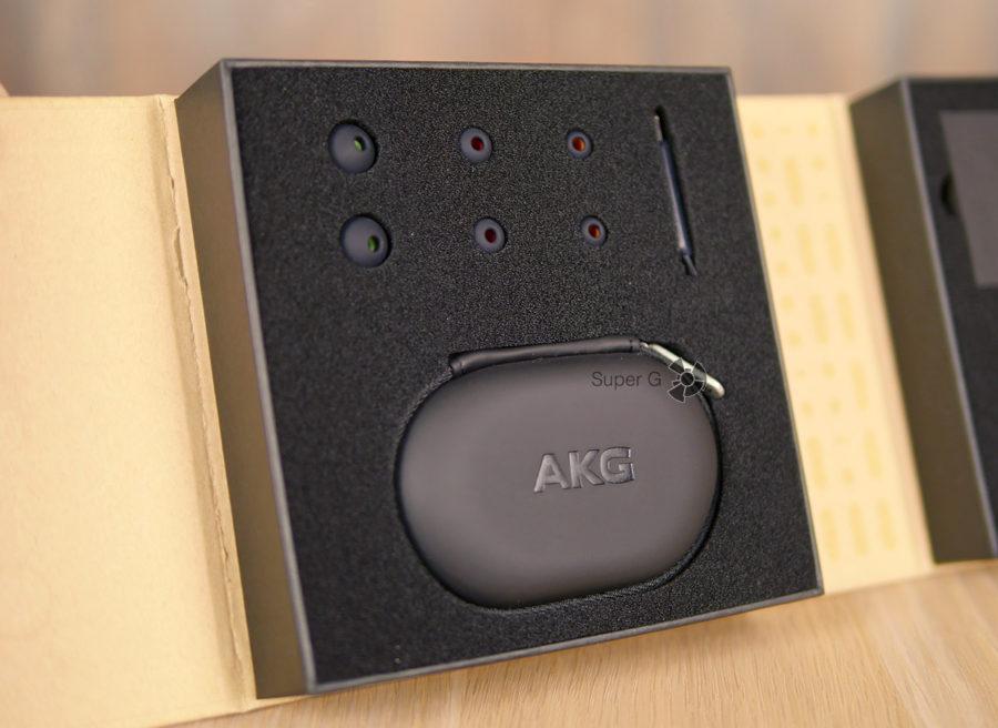 Сменные амбушюры для AKG N30