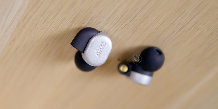 Качество звука AKG N30 - тесты