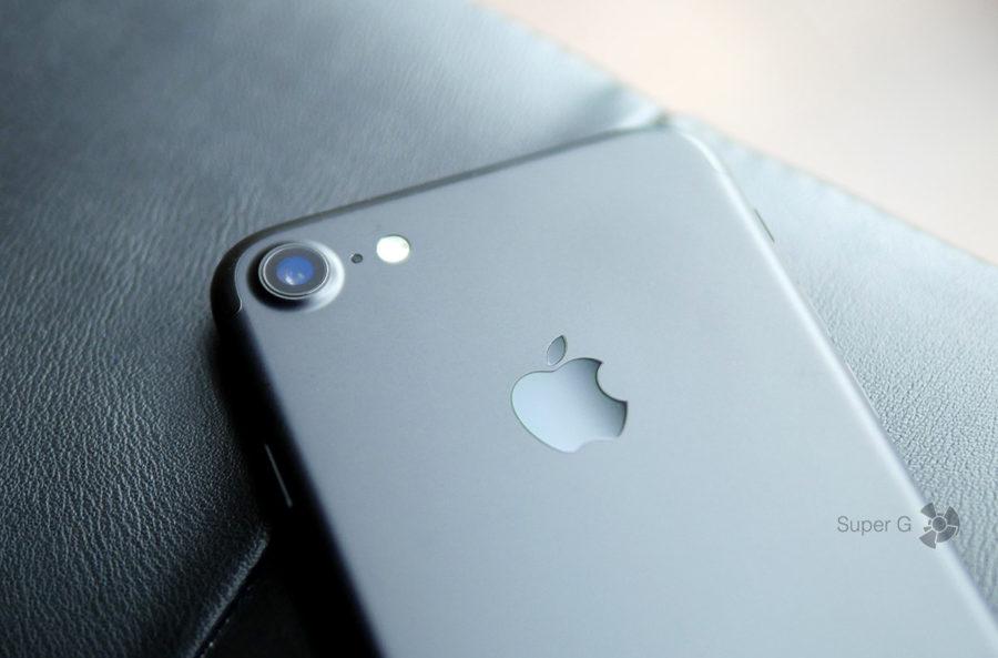 Задняя камера - сравнительный тест фото с камерой iPhone 8