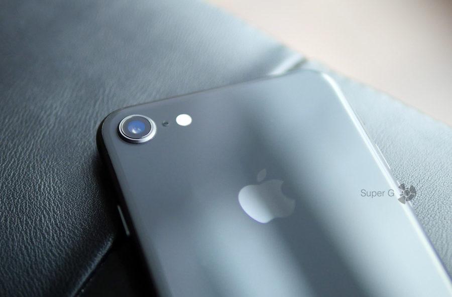Камера iPhone 8 - сравнительный тест фото с камерой iPhone 7