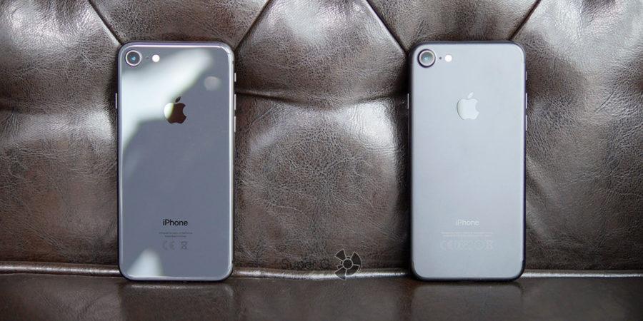 Отзывы о iPhone 8 и iPhone 7