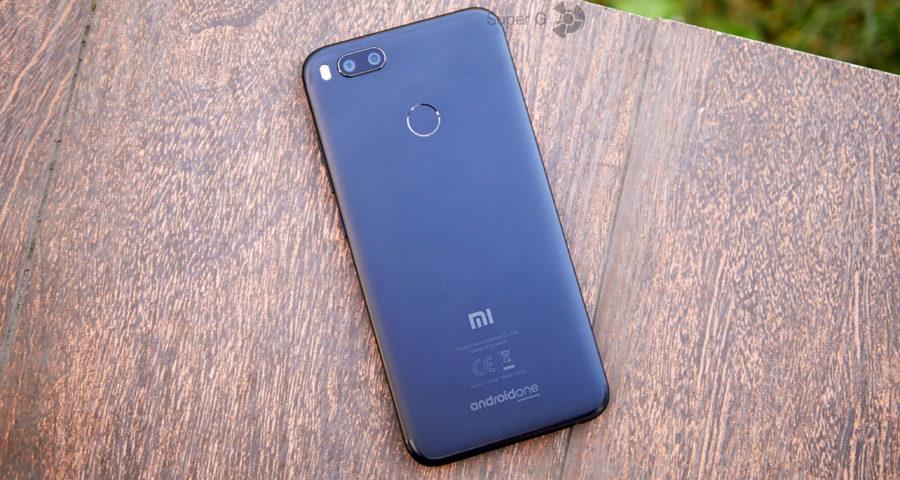 Металлический корпус Xiaomi Mi A1