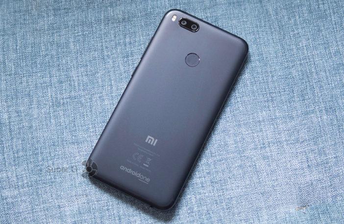 Большой обзор смартфона Xiaomi Mi A1