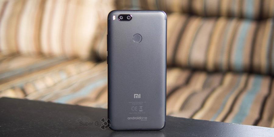 Тестирование смартфона Xiaomi Mi A1
