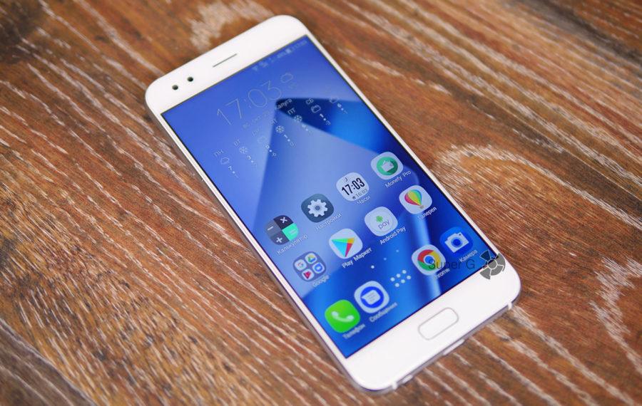 Смартфон ASUS Zenfone 4 ZE554KL цена и характеристики