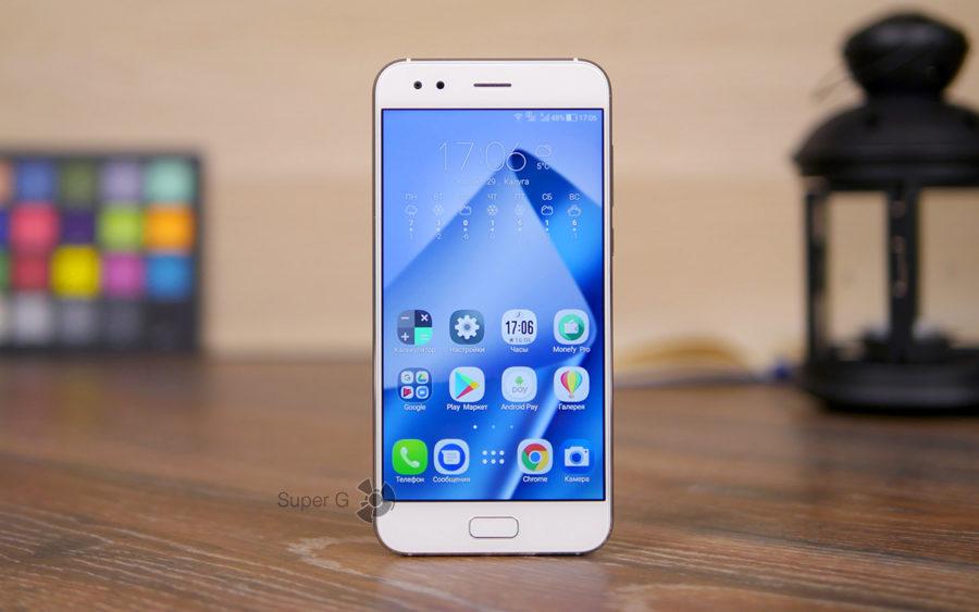Экран ASUS Zenfone 4 ZE554KL