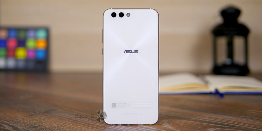 Отзывы о ASUS Zenfone 4 ZE554KL