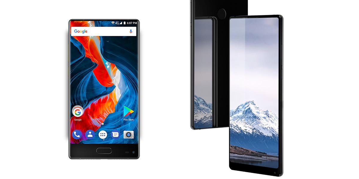 Два новых MIXа из Китая - от Ulefone и Vernee