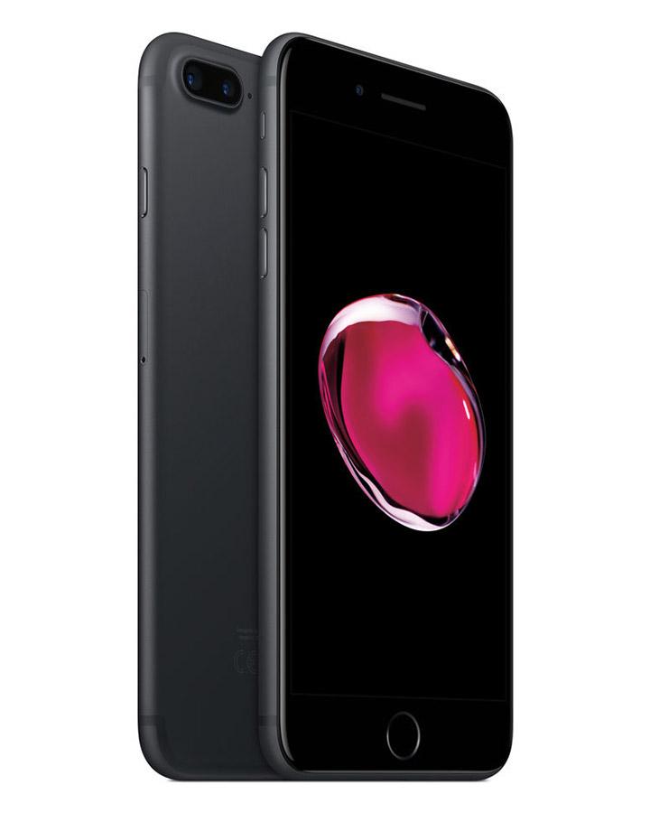 iPhone 7 Plus черный, матовый
