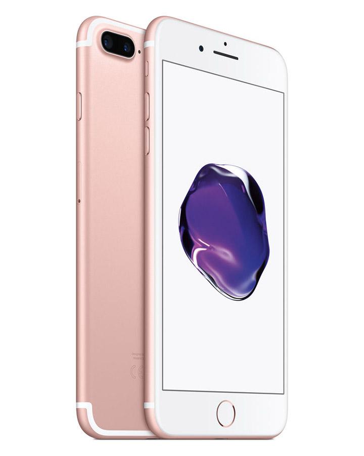 iPhone 7 Plus розовое золото