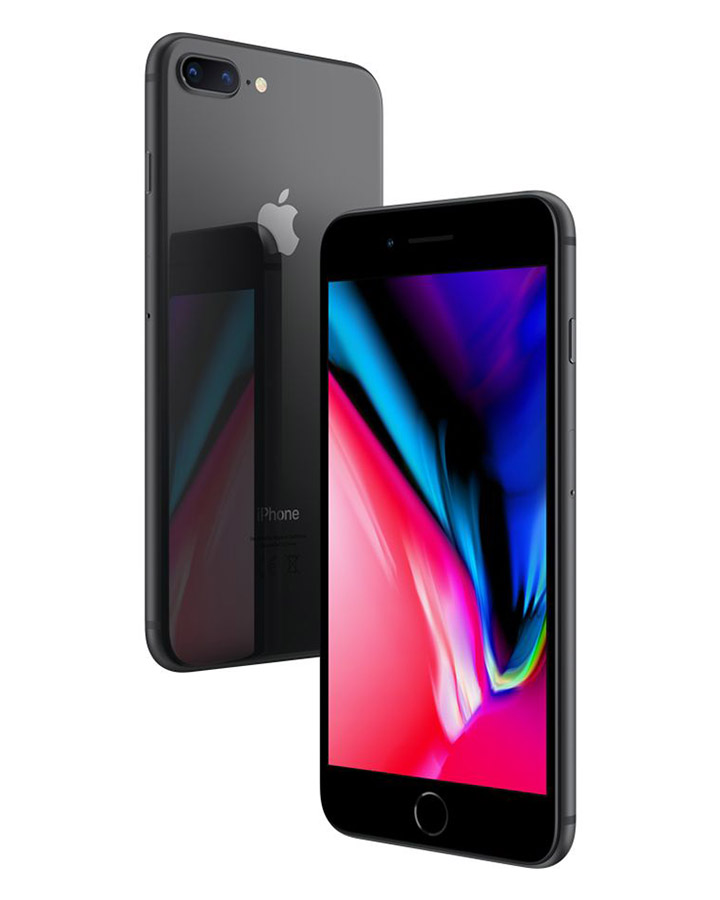 iPhone 8 Plus черный