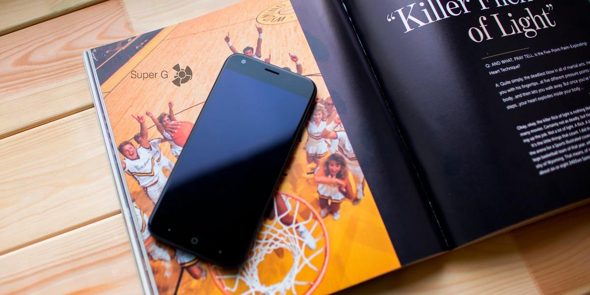 e2c073329a5f9 Обзор смартфона ZTE Blade A6 — нужны ли такие 2 дня автономности ...
