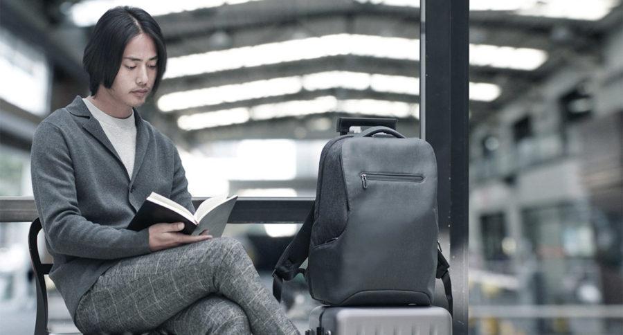 Рюкзак Xiaomi Mi Business Travel Bag для путешественников