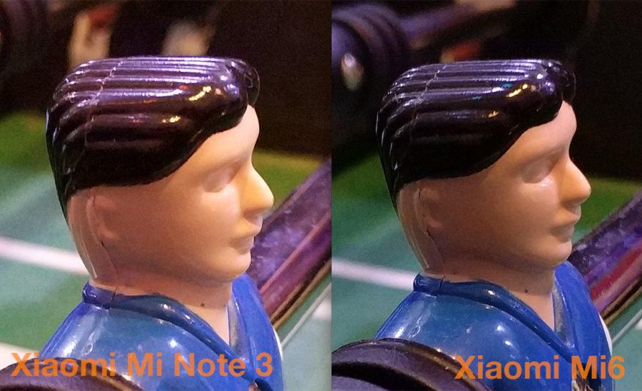 Сравнение камер Xiaomi Mi Note 3 и Xiaomi Mi6 (2)