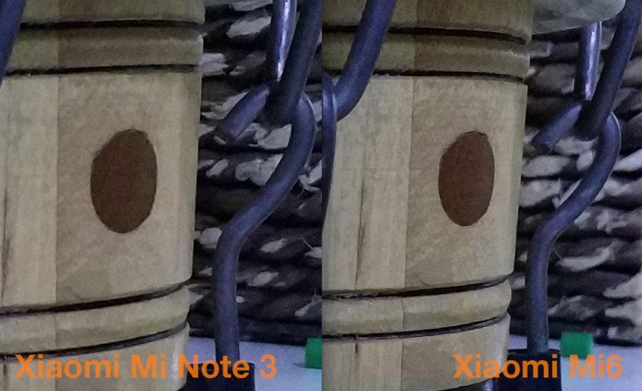 Сравнение камер Xiaomi Mi Note 3 и Xiaomi Mi6