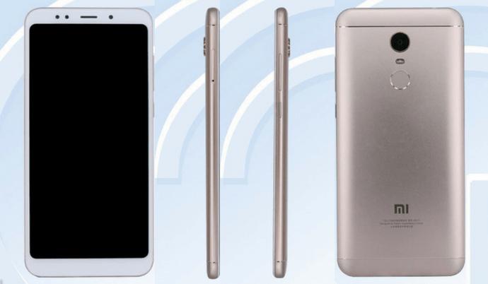По слухам, так выглядит Xiaomi Redmi Note 5