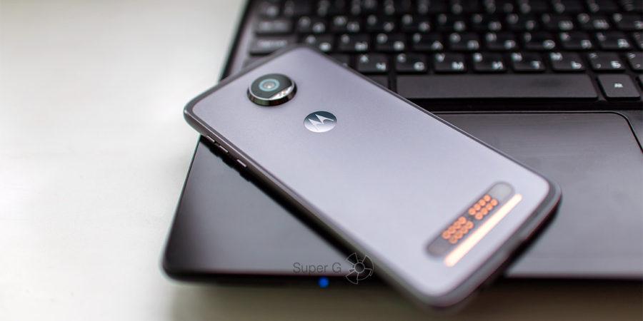 Moto Z2 Play смартфон