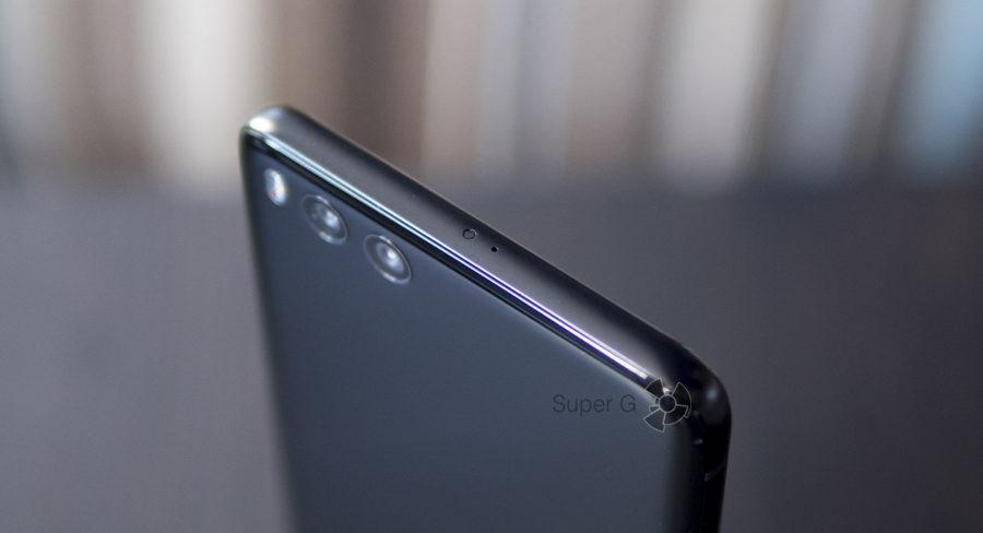 У Xiaomi Mi Note 3 есть ИК-порт