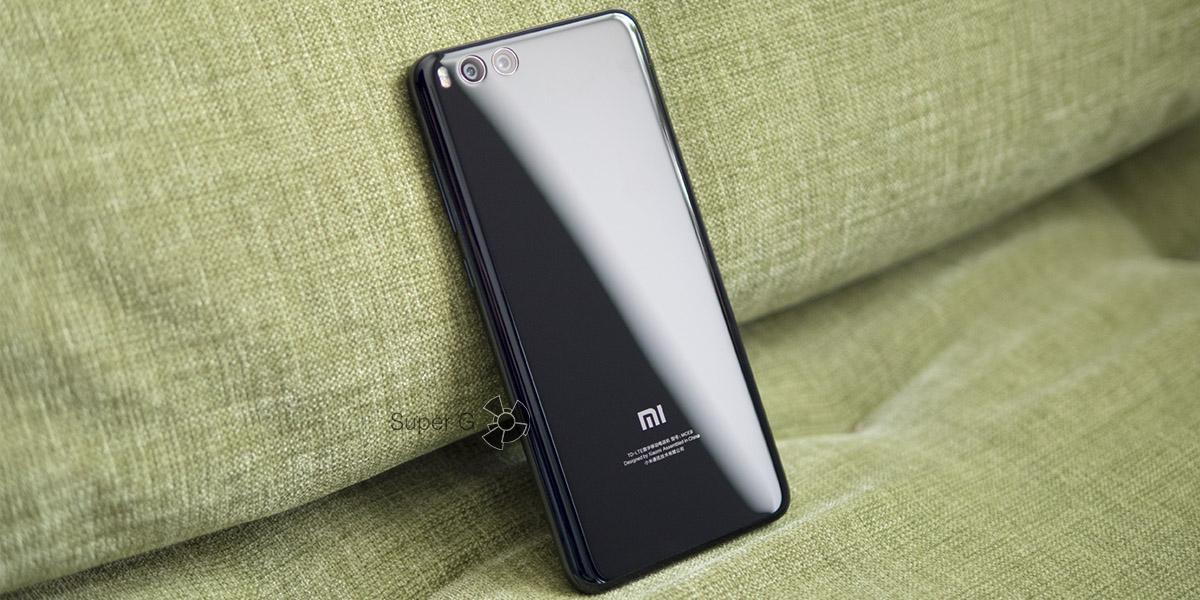 Обзор смартфона Xiaomi Mi Note 3